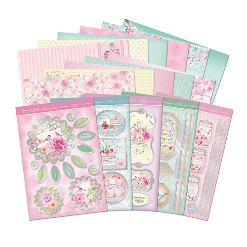Dreams of Spring Luxury Topper Collection