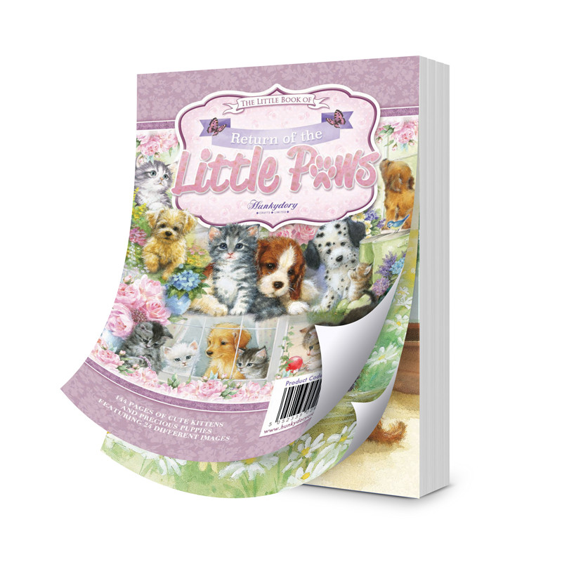 HD The Little Book of Return of the Little Paws