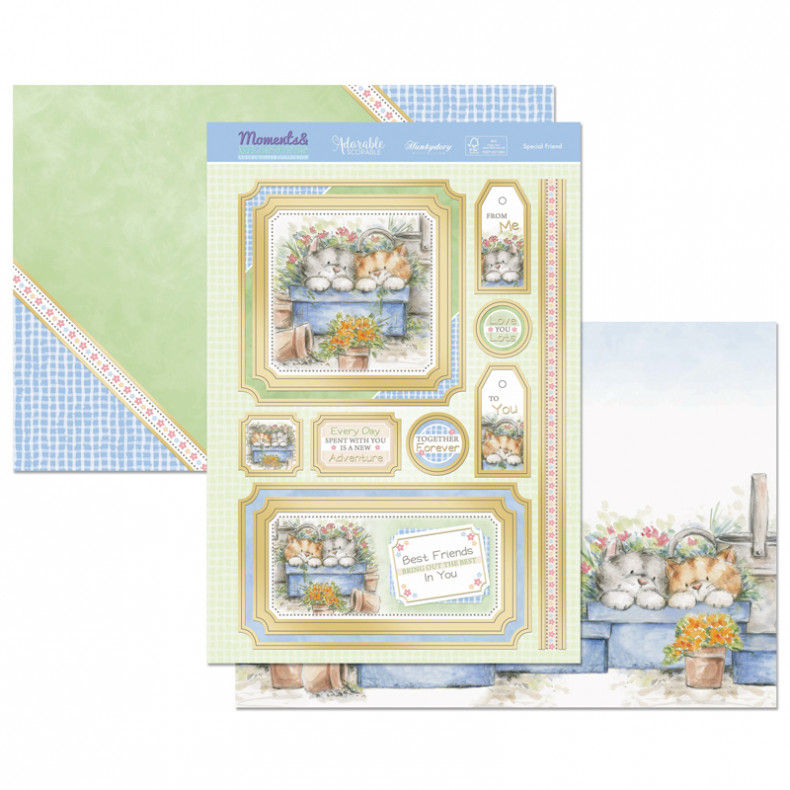 HD Moments & Milestones Luxury Topper Set - Special Friend
