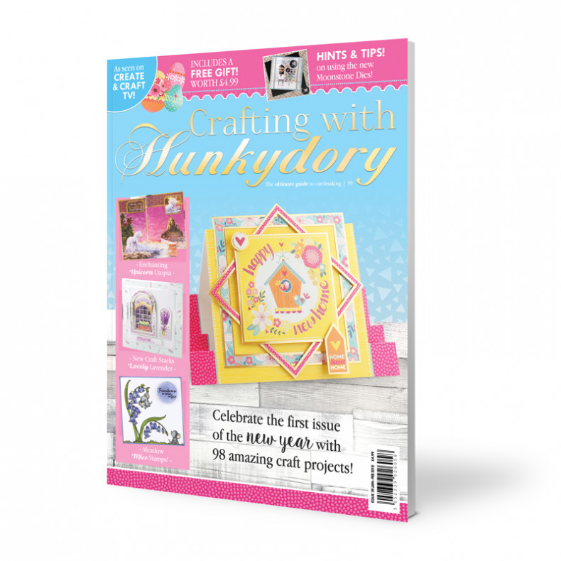 HD Crafting with Hunkydory - Issue 39