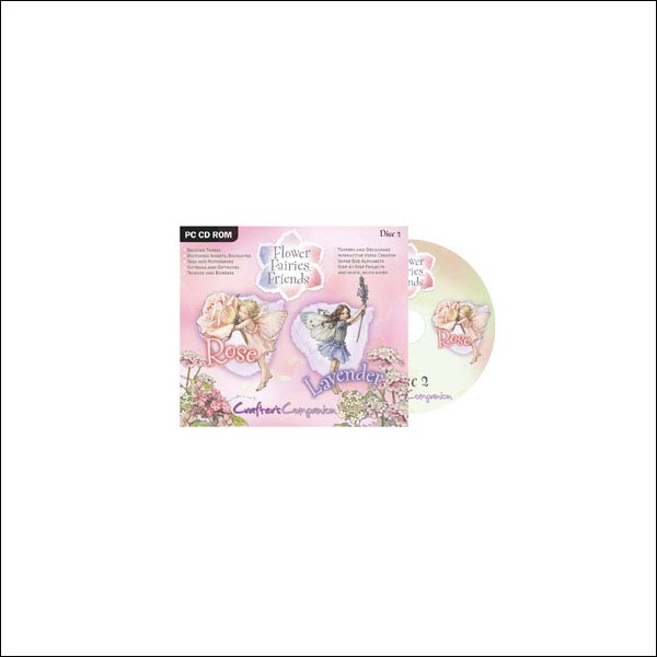 Flower Fairies Disc 2 ~ Lavender & Rose
