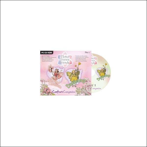 Flower Fairies Disc 1 ~ Almond Blossom & Buttercup