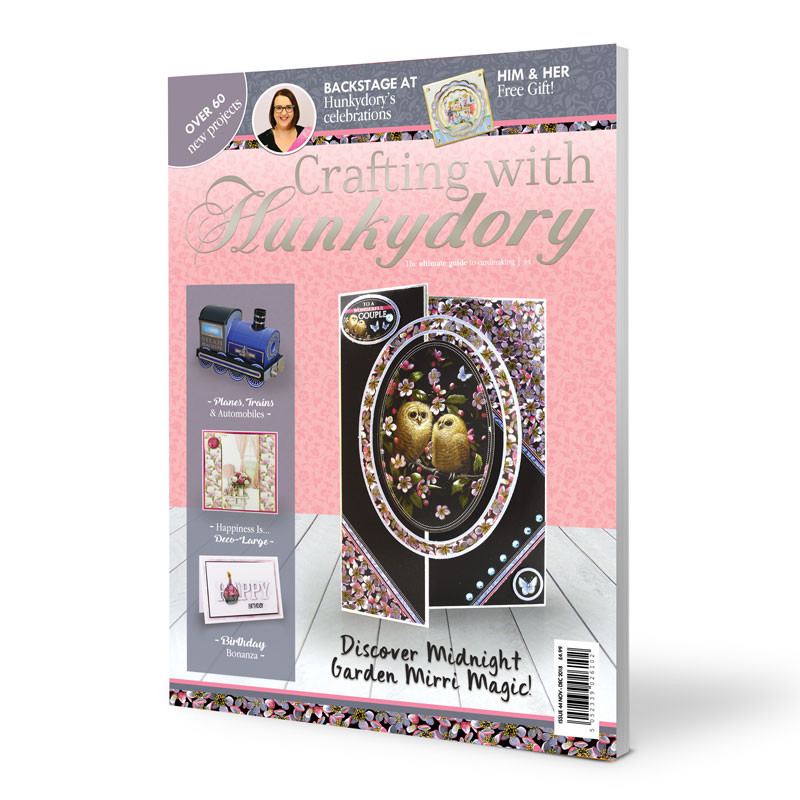 HD Crafting with Hunkydory Issue 44