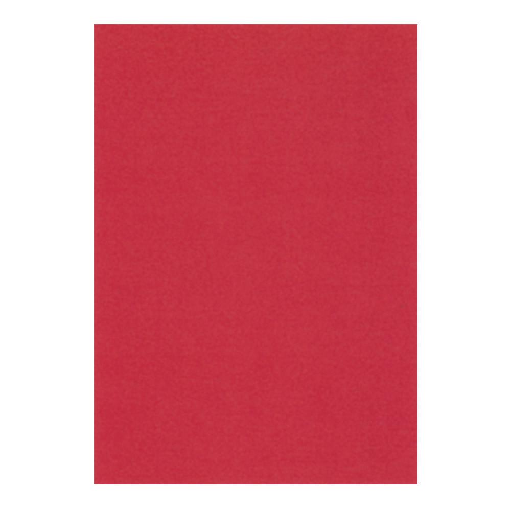 Groovi A5 Coloured Parchment Paper - Red (20 Sheets)