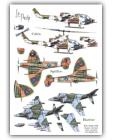 Aircraft Decoupage by La Pashe