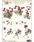 Flower Fairies No 06 3D Step by Step Decoupage