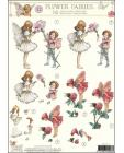Flower Fairies No 12 3D Step by Step Decoupage