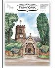 Framin' Cards A4 Decoupage - Village Church