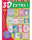 DISCONTINUED ~ Studiolight 3D Extra 01 Flowers Book