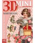 30 ~ Nostalgic 3D Mini Decoupage Book