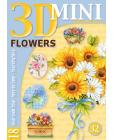 32 ~ Flowers 3D Mini Decoupage Book