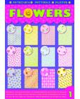 DISCONTINUED ~ 01 Flowers A5 Pattern Book