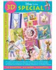 DISCONTINUED ~ No 13 Disney Fairies 3D Step by Step Decoupage Pr