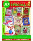 DISCONTINUED ~ No 14 Christmas Special 3D Step by Step Decoupage