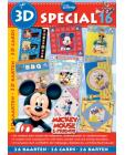 DISCONTINUED ~ No 16 Mickey Mouse 3D Step by Step Decoupage Proj