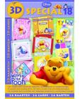 DISCONTINUED ~ No 18 Winnie the Pooh 3D Step by Step Decoupage P