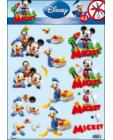 43 Mickey Mouse 3D DIE DUT Step by Step Decoupage