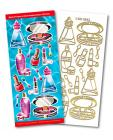 Make Up Match It Outline Stickers 8543