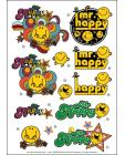 Mr Men DIE CUT Decoupage ~ Mr Happy