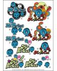 Mr Men DIE CUT Decoupage ~  Mr Perfect