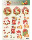 01 Tina Wenke Charming Illustrations 3D Step by Step Decoupage
