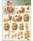 04 Tina Wenke Charming Illustrations 3D Step by Step Decoupage