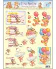 09 Tina Wenke Charming Illustrations 3D Step by Step Decoupage