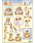 16 Tina Wenke Charming Illustrations 3D Step by Step Decoupage