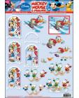 33 Disney Skiing 3D Step by Step Decoupage