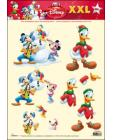 46 XXL Christmas Mickey SBS 3D Decoupage