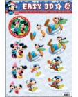 09 Mickey Mouse 3D DIE DUT Step by Step Decoupage
