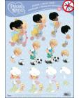 21 Precious Moments 3D DIE CUT SbS Decoupage