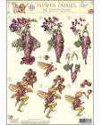 Flower Fairies No 13 3D Step by Step Decoupage