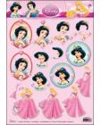 20 Princess Fantasy 3D Step by Step Decoupage