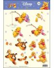 POOH 14 3D Step by 3D Step Decoupage