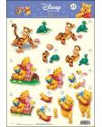 POOH 15 3D Step by 3D Step Decoupage