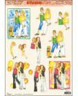 Teenagers 3D Step by Step Decoupage 509