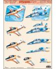 Aeroplanes 3D Step by Step Decoupage 626