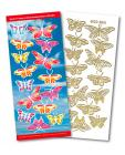 Butterfly Match It Outline Stickers 5801