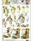 Flower Fairies No 46 3D Step by Step Decoupage