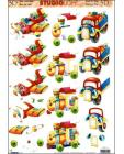 Kiddies Toys 3D Step by Step Decoupage