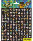 Digimon Stickers