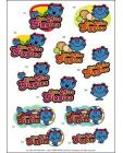 Mr Men DIE CUT Decoupage ~ Little Miss Giggles