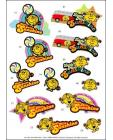Mr Men DIE CUT Decoupage ~ Little Miss Sunshine